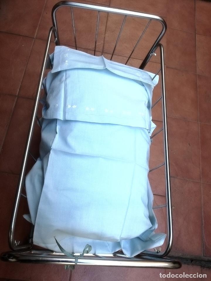 Hobbys: Cuna para muñecas con sábanas - Foto 4 - 146920890