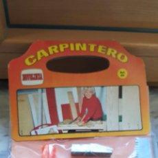 Hobbys: ANTIGUAS HERRAMIENTAS DE CARPINTERO DE NOVILINEA AÑOS 70. Lote 152515770