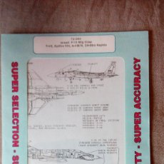 Hobbys: SUPERSCALE DECAL 72-344: JUEGO DE CALCAS (DECALS) ISRAELI AIR FORCE F-15 MIG KILLER, F-4E, A-4 M/N. Lote 154119506
