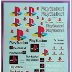 Hobbies - TRANSFERIBLES AL AGUA PLAYSTATION - 129192759