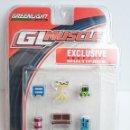 Hobbys: GREENLIGHT GL MUSCLE EXCLUSIVO MULTIPACK PIEZAS DE TALLER / PLÁSTICO - EDICION LIMITADA. Lote 138892602