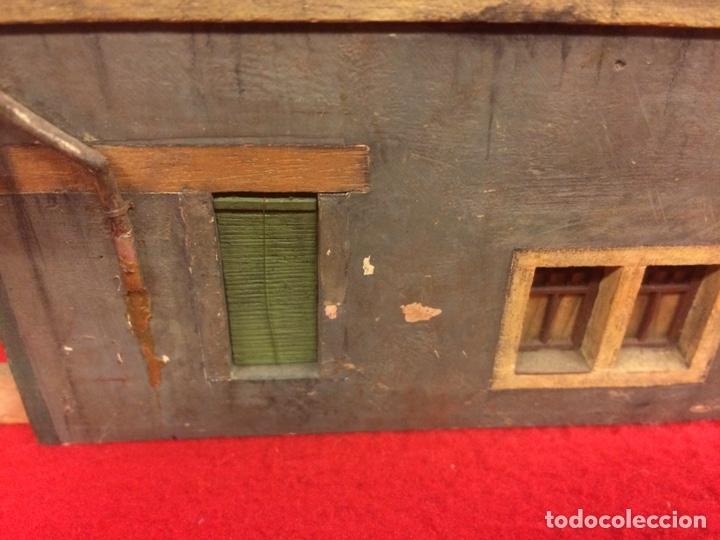 Hobbys: Casa para diorama - Foto 4 - 163357421