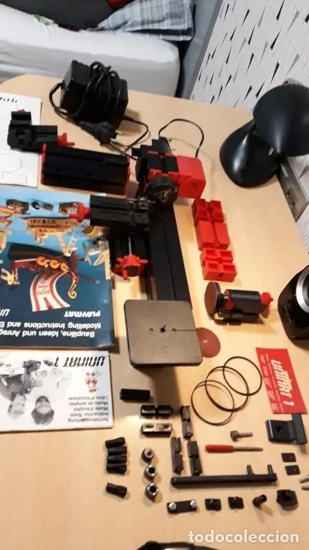 Hobbys: torno unimat 1 modeladora fresadora cortadora - Foto 9 - 168059012