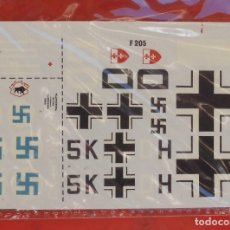 Hobbys: CALCAS DE TOG PARA EL DORNIER DO-17 Z-2 ESCALA 1/72. Lote 178722455