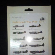 Hobbys: HQD CALCAS 1/72 ARAB ISRAELI WARS PART 1. Lote 180082901