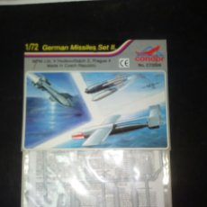 Hobbys: CONDOR 1/72 GERMAN MISSILES SET II. Lote 180094262