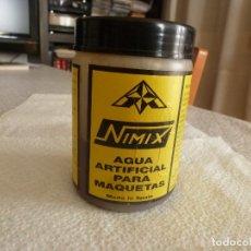 Hobbys: AGUA ARTIFICIAL PARA MAQUETAS (NIMIX). Lote 181983232