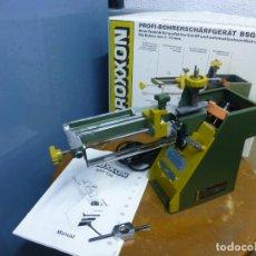 Hobbys: PROXXON AFILADOR DE PERFORACIÓN SI-BSG 220. Lote 200806711