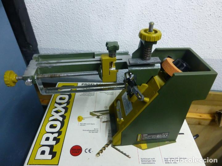 Hobbys: Proxxon Afilador de Perforación Si-Bsg 220 - Foto 6 - 200806711