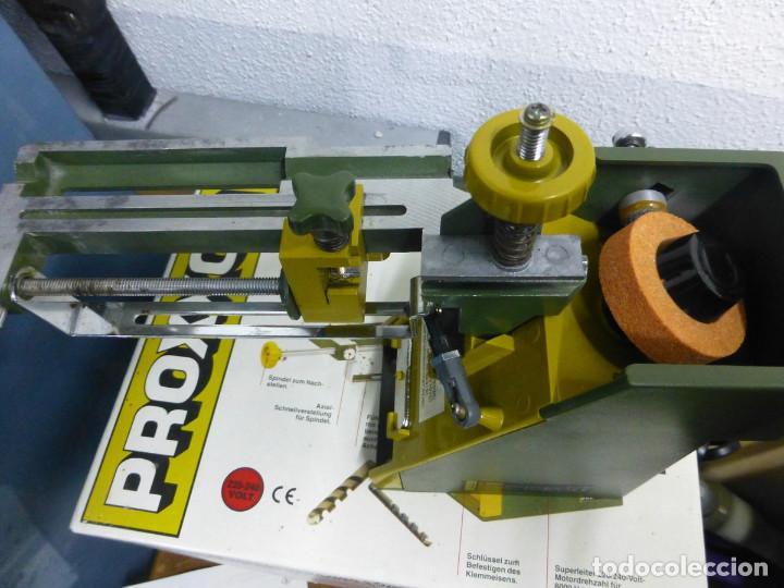 Hobbys: Proxxon Afilador de Perforación Si-Bsg 220 - Foto 7 - 200806711
