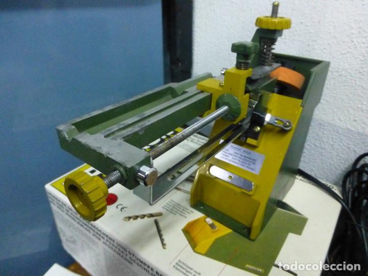 Hobbys: Proxxon Afilador de Perforación Si-Bsg 220 - Foto 8 - 200806711