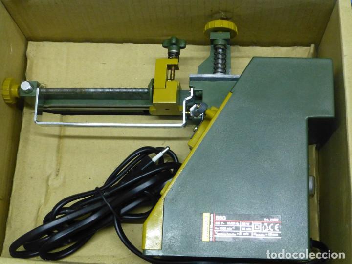 Hobbys: Proxxon Afilador de Perforación Si-Bsg 220 - Foto 11 - 200806711