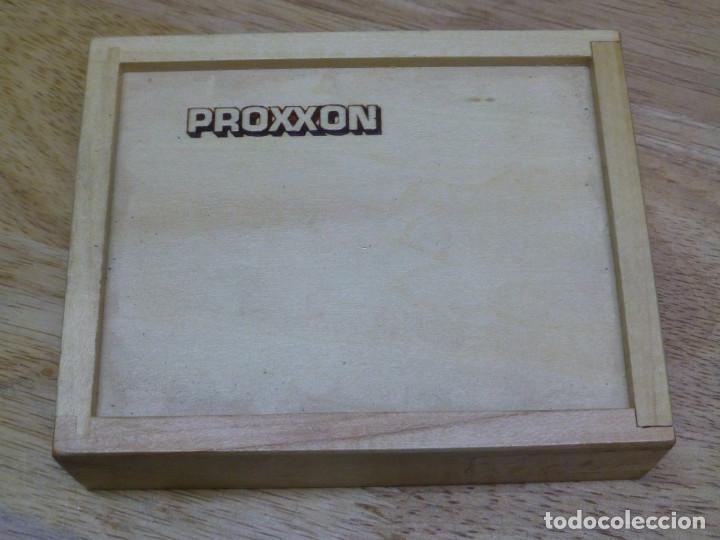 Hobbys: Proxxon Adaptadores para Afilador Pequeño Brocas 21232 475563 - Foto 3 - 200807287