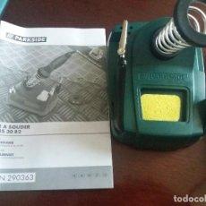 Hobbys: SOLDADOR ESTAÑO, 30 W, PARKSIDE. Lote 206118831
