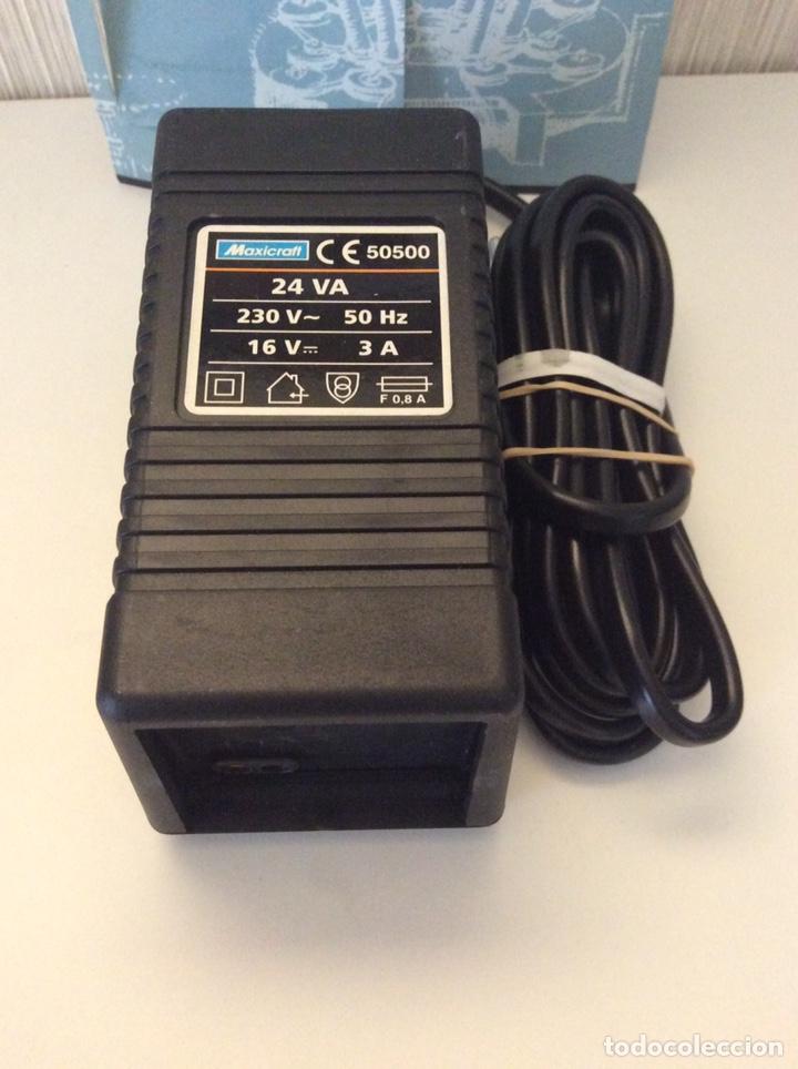 TRANSFORMADOR PARA MINI TALADRO 16V/ 24VA HASTA 100W GAMA MAXICRAFT (Juguetes - Modelismo y Radiocontrol - Herramientas y Accesorios)
