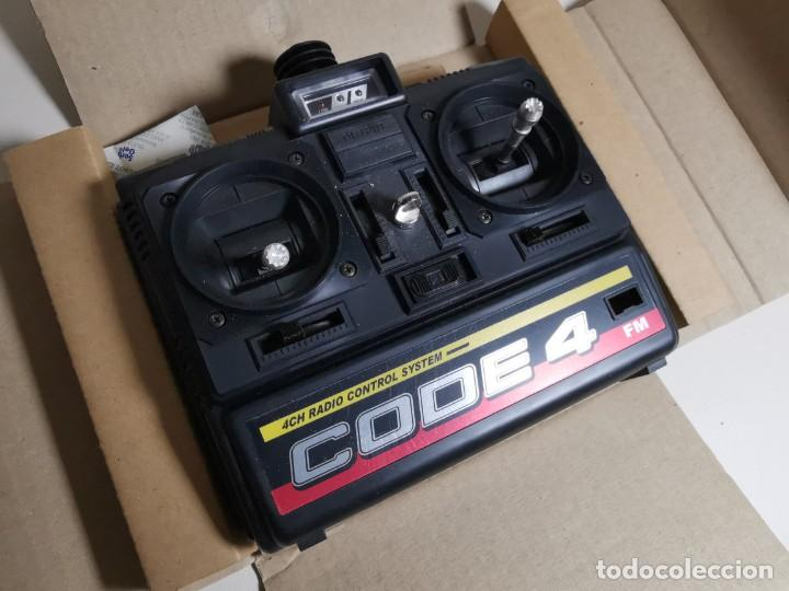 Hobbys: MANDO RADIO CONTROL BYCMO CODE-4 (35M)--nuevo sin uso - Foto 3 - 219545392