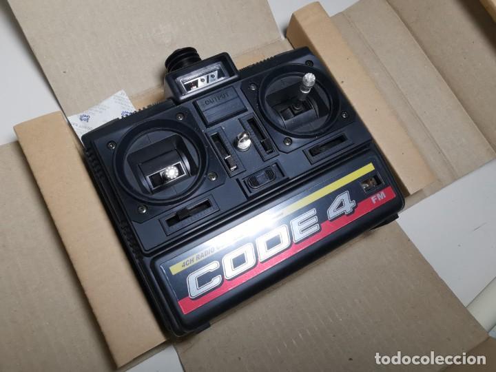 Hobbys: MANDO RADIO CONTROL BYCMO CODE-4 (35M)--nuevo sin uso - Foto 5 - 219545392