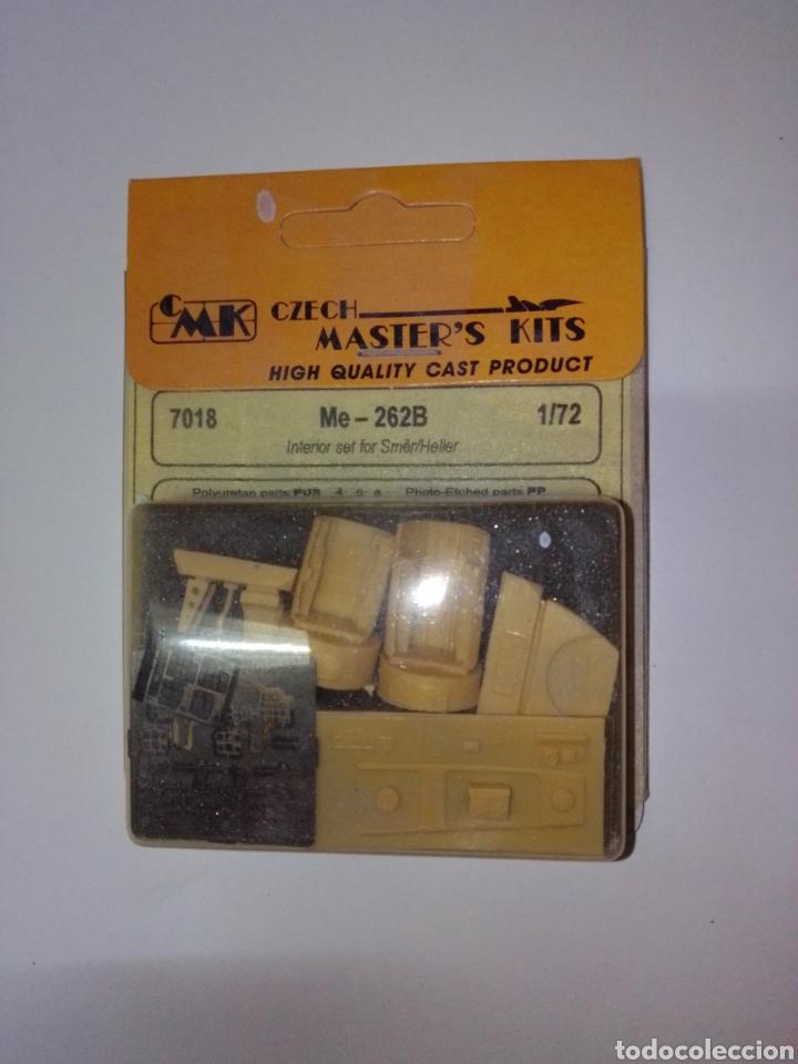 CZECH MASTERS 1/72 ME 262B PARA SMER, HELLER (Juguetes - Modelismo y Radiocontrol - Herramientas y Accesorios)