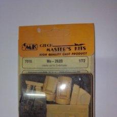 Hobbys: CZECH MASTERS 1/72 ME 262B PARA SMER, HELLER. Lote 221101570