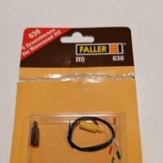 Hobbys: FALLER REF. 636 H0 EN SU BLISTER SIN ABRIR. Lote 234109410