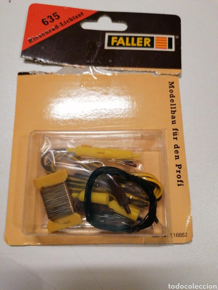 FALLER REF. 635 EN SU BLISTER SIN ABRIR (Juguetes - Modelismo y Radiocontrol - Herramientas y Accesorios)