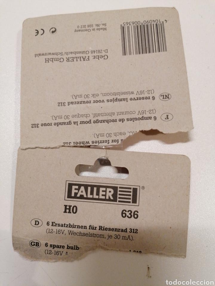 Hobbys: FALLER H0 REF. 636 EN SU BLISTER SIN ABRIR - Foto 2 - 234110480