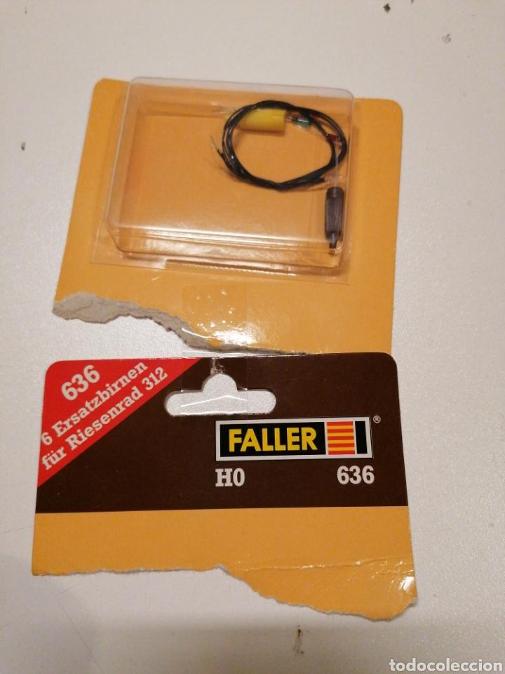 FALLER H0 REF. 636 EN SU BLISTER SIN ABRIR (Juguetes - Modelismo y Radiocontrol - Herramientas y Accesorios)