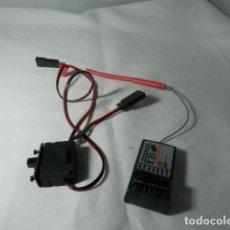 Hobbys: LOTE ACCESORIOS MODELISMO RADICONTROL. Lote 235993415