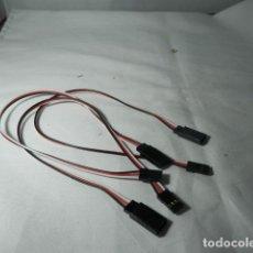 Hobbys: LOTE ACCESORIOS RADIOCONTROL. Lote 236117285
