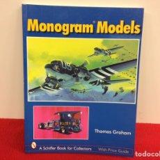 Hobbys: MONOGRAM MODELS. Lote 236864250