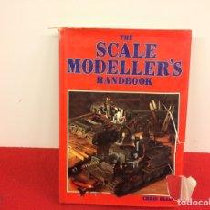 Hobbys: THE SCALE MODELLERS DE CHRIS ELLIS. Lote 236865245