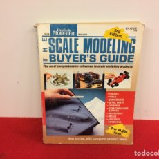 Hobbys: SCALE MODELING BUYERS GUIDE. Lote 236865930