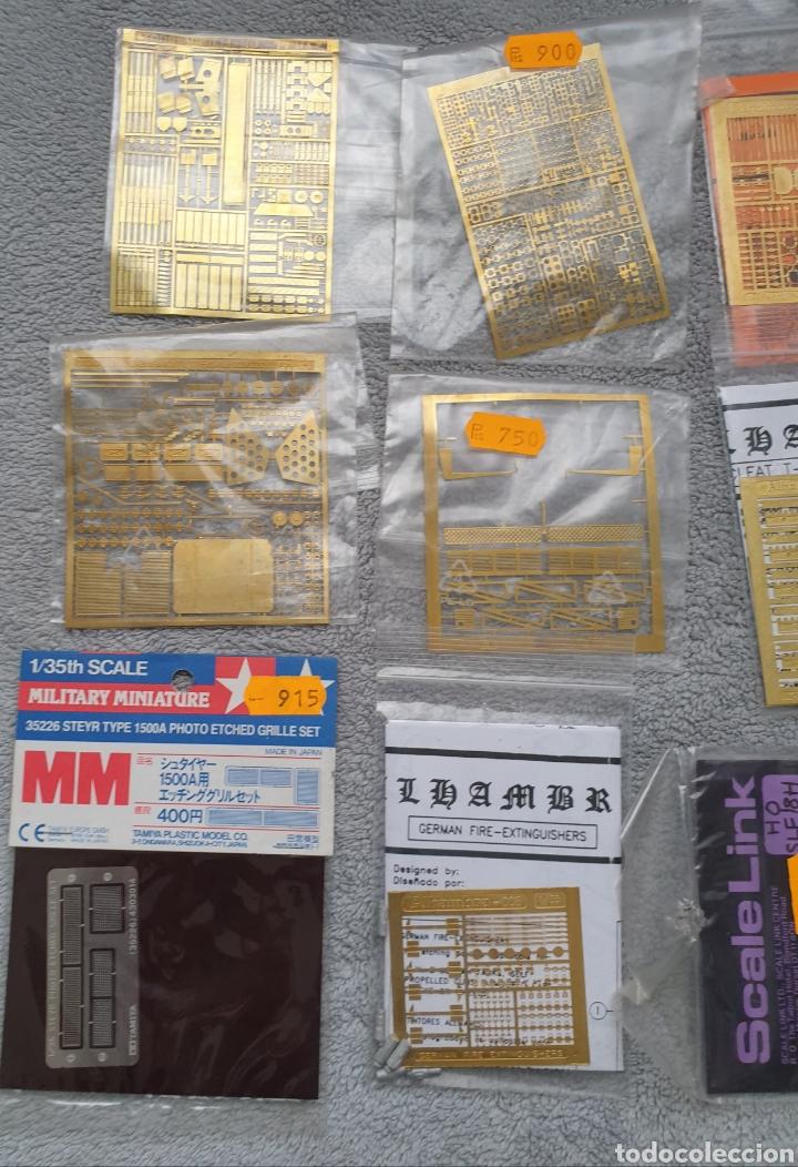 Hobbys: Accesorios latón modelismo variados - Foto 2 - 242491230