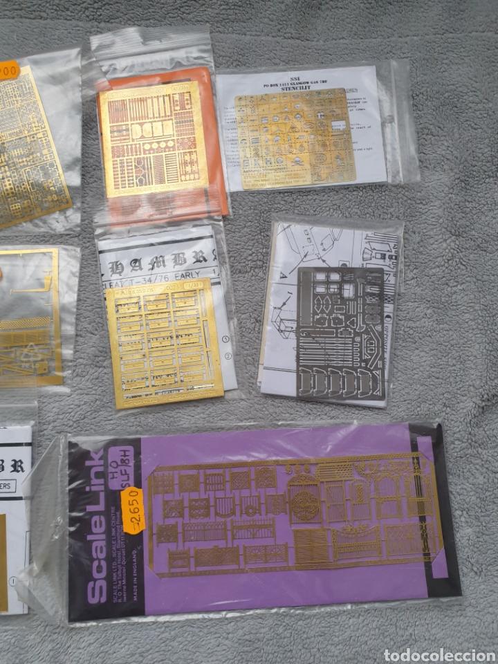 Hobbys: Accesorios latón modelismo variados - Foto 3 - 242491230