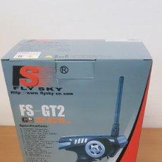 Hobbys: MANDO O SISTEMA DE RADIO CONTROL FS-GT2 DE FLY SKY. Lote 289033468