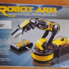 Hobbys: BRAZO ROBOTICO CON MANDO CEBEKIT C-9895 - NUEVO - ROBOT - JUGUETE - ELECTRONICA - ROBOT ARM. Lote 268796589