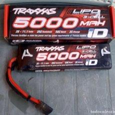 Hobbys: BATERIA ORIGINAL TRAXXAS LIPO 3S 11,1V 5000MAH PARA MODELOS DE RADIO CONTROL. Lote 294828583