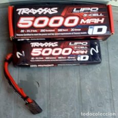 Hobbys: BATERIA ORIGINAL TRAXXAS LIPO 3S 11,1V 5000MAH PARA MODELOS DE RADIO CONTROL. Lote 294829113