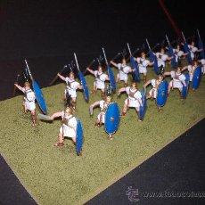 Hobbys: COHORTE DE HASTATIS ROMANOS.S.III.AC.ESCALA 1/72.. Lote 132366982