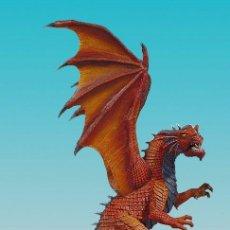 Hobbys: GRAN DRAGON T'RAUKZUL SANDRA GARRETY REAPER - KIT METAL - NUEVO. Lote 29597062