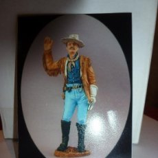 Hobbys: JOHN WAYNE-LA LEGION INVENCIBLE-100MM.CAPITAN NATHAN BRITTLES CABALLERIA U.S.A.. Lote 29661984