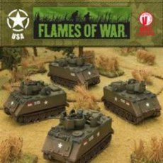 Hobbys: FLAMES OF WAR: VIETNAM VBX07 M113 ACAV (PRECINTADO). Lote 31755944