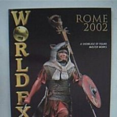 Hobbys: * WORLD EXPO ROME 2002. A SHOWCASE OF FIGURE MASTER WORKS. A FIGURE INTERNATIONAL PORTFOLIO.. Lote 35981707
