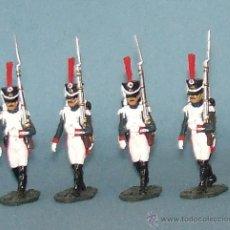 Hobbys: FUSILEROS GRANADEROS DE LA GUARDIA 1810. Lote 43972341
