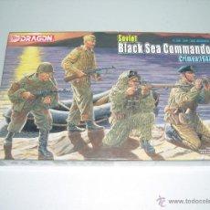 Hobbys: SOVIET BLACK SEA COMMANDO. CRIMEA 1944 - DRAGON MODELS 1/35 - REF 6457. Lote 45062157