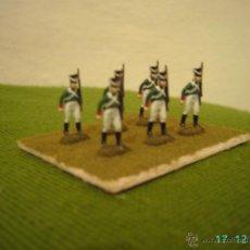 Hobbys: SOLDADOS RUSOS NAPOLEONICOS.ESCALA 1/72.. Lote 67935263