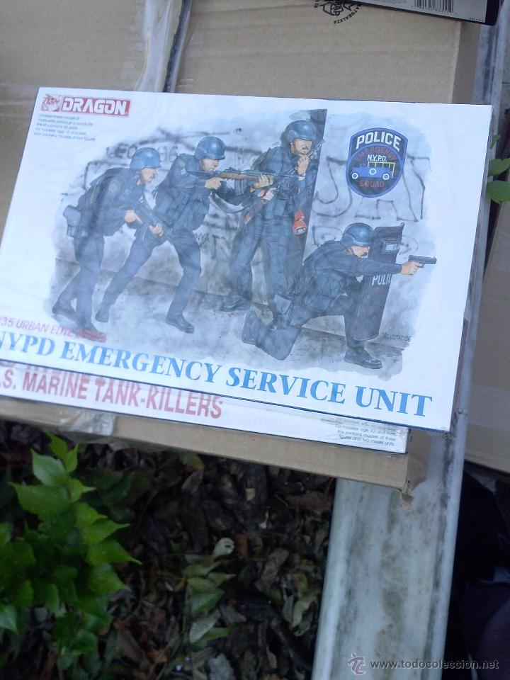 Hobbys: NYPD service emergency unit, Dragon 1/35 - Foto 1 - 48863645