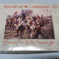 Hobbys: A CALL TO ARMS 1/72 ENGLISH CIVIL WAR - COMMAND SET - REF 62. Lote 53430869