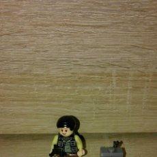 Hobbys: FIGURA HAN SOLO STAR WARS PEQUEÑO ESTILO LEGO. Lote 53532767
