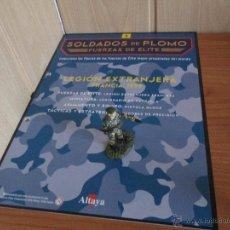 Hobbys: ALTAYA SOLDADOS DE PLOMO: FUERZAS DE ELITE Nº 5 (FIGURA+FASCICULO) - LEGION EXTRANJERA. Lote 53705572